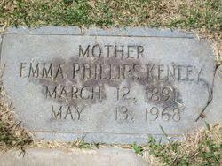 Emma Addie Phillips Kenley (1891-1968) - Find A Grave Memorial