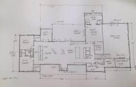 the modern farmhouse floor plan kg