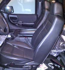 2009 ford ranger bucket seat covers