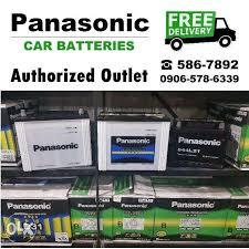 BIG DISCOUNTS Panasonic Car Battery NS40 1SN 2SM 3SM motolite ...