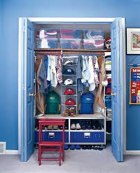 organize your kid s closet