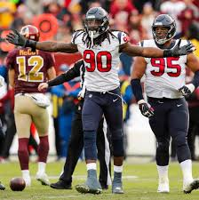 Texans send Jadeveon Clowney to Seattle for draft pick, two ...