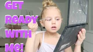 cutest kids makeup tutorial you