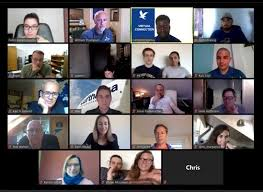 Embry-Riddle Office of Alumni Engagement - Eagles E-Gatherings Allow Alumni  to Virtually Connect and Network