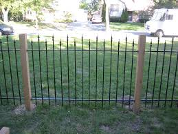 Gate Designs Wrought Iron Fencing