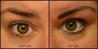 permanent eye makeup problems