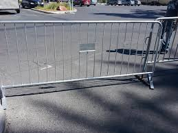 Barricade Crowd Control Barrier Emerald City Statewide Fence Rentals