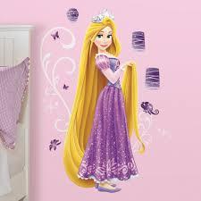 Room Mates Disney Princess Rapunzel Giant Wall Decal Reviews Wayfair