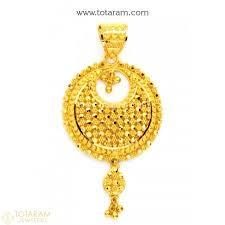 22k gold pendants gold earrings