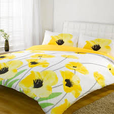 20 yellow duvet sets for a happy and