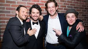 The (M)orons (Alex Brightman, Andrew Kober & F. Michael Haynie ...