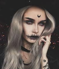 pretty witch makeup halloween makeup