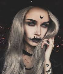 pretty witch makeup makeup