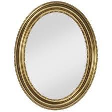 honka deknudt pearl wall mirror gold