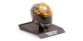 Buy online 315090046 - Minichamps Casco Valentino Rossi Motogp 2009  MINICHAMPS 1:10 315090046 ( - Motorbike)