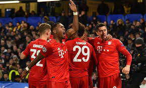 Chelsea-Bayern Monaco 0-3 LIVE: la chiude Lewandowski, espulso ...