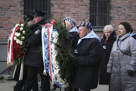 Auschwitz survivors warn of rising anti-Semitism 75 years on ...
