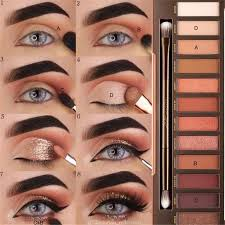 smokey eye makeup make you brilliant