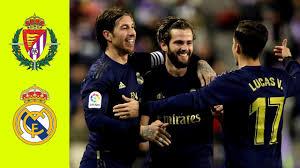 Score:0-1, Valladolid vs Real Madrid 26 January 2020 Highlights - Football