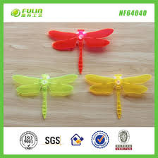 China Plastic Acrylic Dragonfly Sticker With Suction Cups Nf64040 China Acrylic Sticker And Acrylic Price