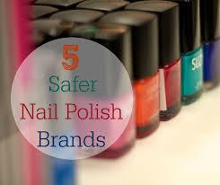 5 safer nail polish brands