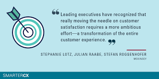top customer experience quotes of smartercx