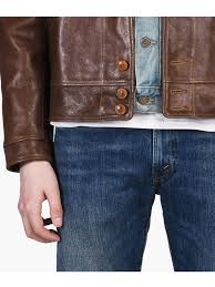 albert einstein leather jacket hjacket