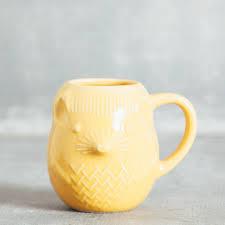 Fern Mug Relish Decor