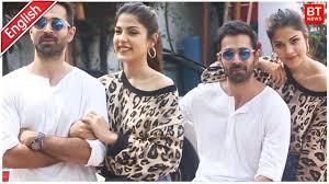 Jalebi Movie Promotion Rhea Chakraborty ...