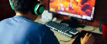How online video games are becoming a ...