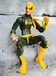 Marvel Legends Iron Fist Review & Photos Doctor Strange Series - Marvel Toy  News