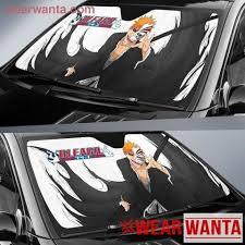 Bleach Ichigo Hollow Anime Auto Sun Shade Nh06 Wear Wanta