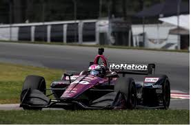 British Racing driver Jack Harvey to contest IndyCar programme ...