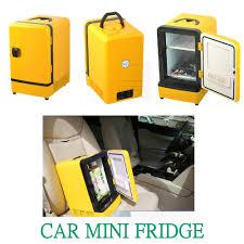 Tự động Tủ Lạnh Xe Tủ Lạnh Mini Xách Tay Đúp Sử Dụng 12 V 7L Đa ...