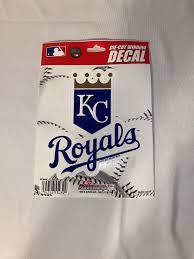 Kc Royals Die Cut Window Decal Minor League Baseball Official Store