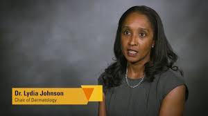 Dr. Lydia Johnson, Chair of Dermatology, VCU Health - YouTube