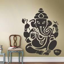 Ganesh Buddhism India Indian Namaste Buddha Om Yoga Success God Lord Wall Decal Sticker 40 H X 33 W Wall Decals Stickers Decal Stickerstickers Wall Stickers Aliexpress
