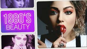 1980s madonna makeup tutorial