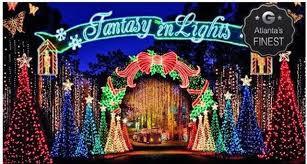 callaway gardens fantasy of lights 50
