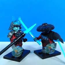 Non Lego 8 Nhân vật Chiến Binh Băng Giá (Blizzard Warriors) trong ...