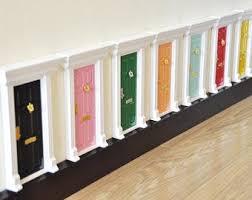 Fairy Door That Open Etsy