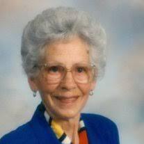 Mrs. E. Maude Stewart Obituary - Visitation & Funeral Information