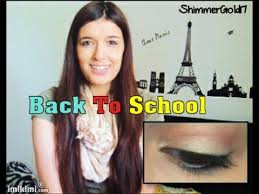 college students beauty makeup videos