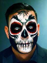 skull makeup male saubhaya makeup
