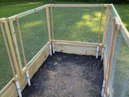 Raised Garden Bed Building A Raised Garden Garden Beds Diy Garden Fence