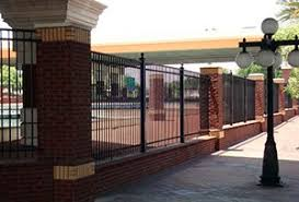 Fence Company Commercial Fencing Contractor Chain Link Temporary