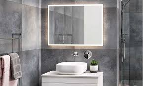 led mirror bathroom mirrors light