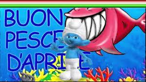 PESCE D'APRILE - YouTube