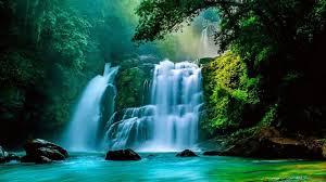 waterfall desktop wallpapers top free