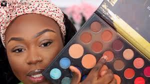 clic prom makeup tutorial for dark